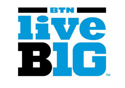 Big Ten Network.  (PRNewsFoto/BTN)