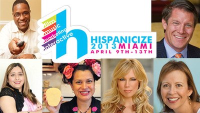 Hispanicize 2013 Unveils Massive Schedule of Latino and Multicultural Blogger Sessions.  (PRNewsFoto/Hispanicize 2013)
