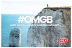 VisitBritain Announces New, Multi-Platform Marketing Campaign For 2016 Focusing On 'Amazing Moments'