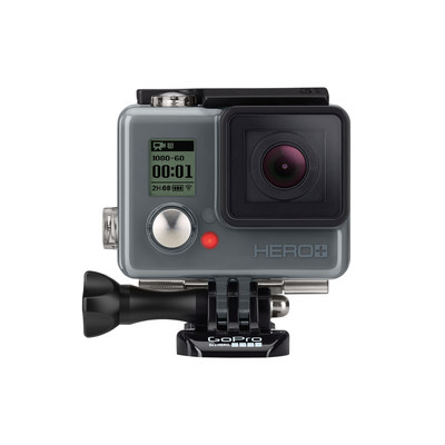 GoPro Announces New Camera - $199.99 HERO+ adds Wi-Fi Connectivity for Quick Mobile Sharing of Great Moments