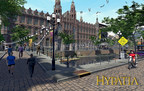 Hypatia - The First City in Virtual Reality created by Timefire www.timefirevr.com