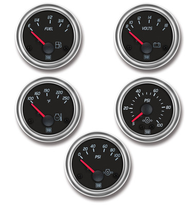 Affordable New Gauges at Del City. Order at delcity.net.  (PRNewsFoto/Del City)