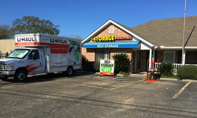 U-Haul is serving up a variety of new storage options on the northeast side of Baton Rouge with the acquisition of a former A Storage for U facility at 8415 Greenwell Springs Road. U-Haul Moving & Storage at Greenwell Springs Road features 10 buildings with 60,000 square feet of storage space.