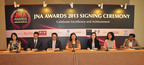 JNA Awards Partners Renew Sponsorship for 2013