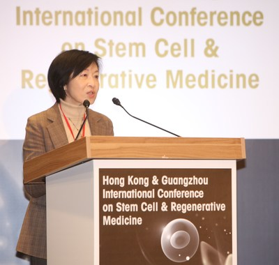 The Hon. Fanny Law, GBS, JP, Chairperson of HKSTP remarks that Hong Kong is well-positioned to become an Asian hub for stem cell technology as well as the commercialisation of cell therapy. As the centrepiece of Hong Kong's innovation ecosystem, HKSTP proactively reaches out and connects our technology talents with universities and research institutions, investors industries in China and around the world to foster the development of stem cell technologies.
