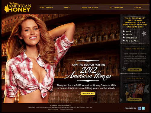 The Search for the American Honey 2012 Calendar Girls is Now On