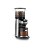 OXO On Barista Brain Conical Burr Coffee Grinder with Integrated Scale