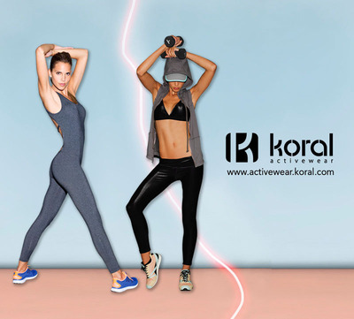 Koral Activewear introduces a revolutionary collection crafted for high-performance, style and sustainability for the modern day woman. activewear.koral.com