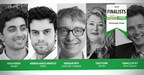 Dutch Postcode Lottery Names Five Finalists for 2015 Postcode Lottery Green Challenge