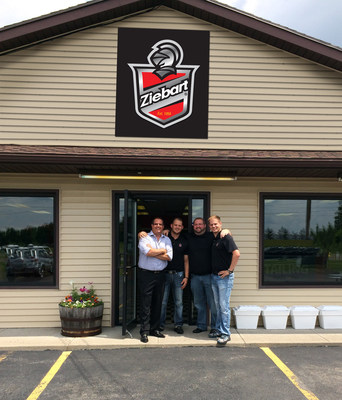 Anthony Mattiacio and Family, Owner of 4 Ziebart Locations in Greater Rochester, NY
