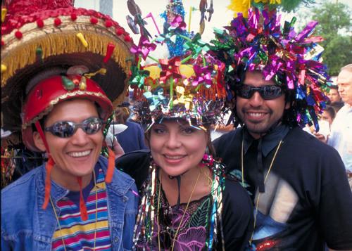 Celebrate San Antonio's Rich History, Culture and Heritage at Fiesta San Antonio