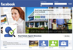 Real Estate Agent Directory Facebook Page.  (PRNewsFoto/N-Play RE LLC)