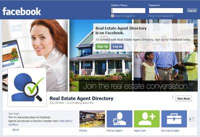 Real Estate Agent Directory Surpasses 200,000 Facebook Fans