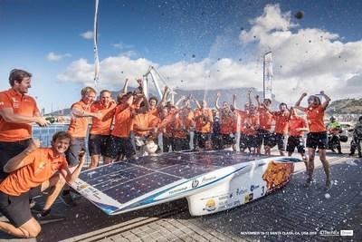 See the Nuna Solar Racing car at the IDTechEx Show! Santa Clara Nov 16-17 (www.IDTechEx.com/usa) (PRNewsFoto/IDTechEx Show!)