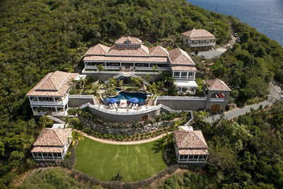 Platinum Luxury Auctions Sold this Pirate-inspired Mansion at Auction on December 13th. The Sale Created a New, All-Time Record Price for Residential Real Estate on the Island of St. Thomas in the U.S. Virgin Islands.