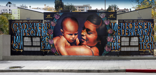 Pampers® Honors Latino Babies by Unveiling Its 'Every Little Miracle' Community Mural in Los