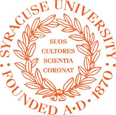 Syracuse University Logo. (PRNewsFoto/Syracuse University) (PRNewsFoto/SYRACUSE UNIVERSITY)