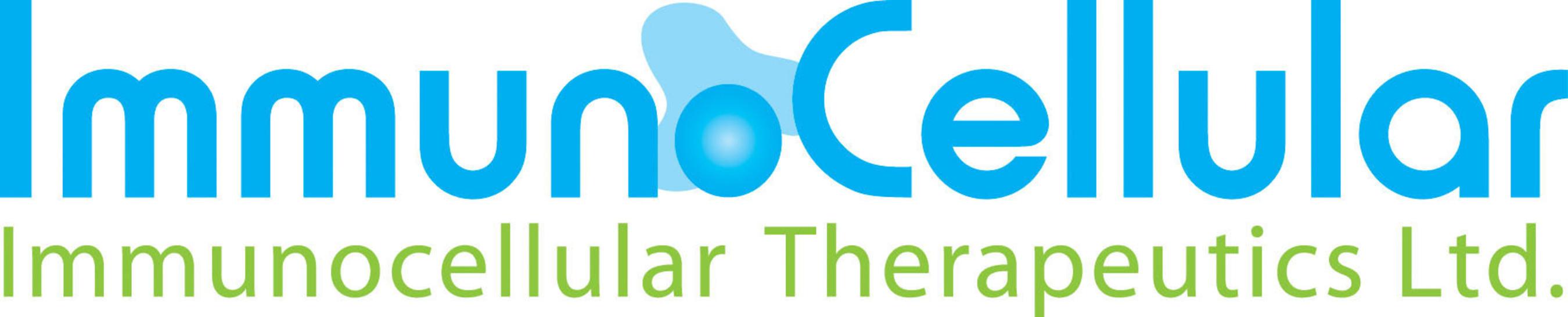 ImmunoCellular Therapeutics Logo. (PRNewsFoto/ImmunoCellular Therapeutics) (PRNewsFoto/IMMUNOCELLULAR THERAPEUTICS)