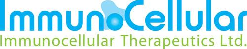 ImmunoCellular Therapeutics Logo. (PRNewsFoto/ImmunoCellular Therapeutics) (PRNewsFoto/IMMUNOCELLULAR ...