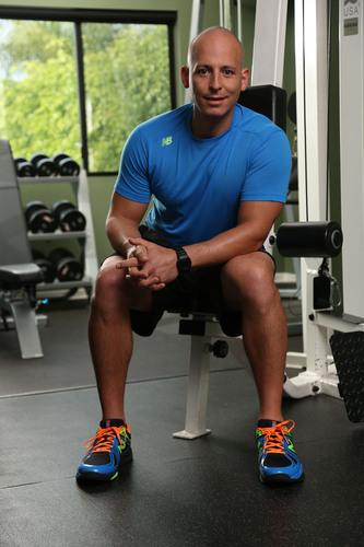Bestselling fitness and diet author Harley Pasternak. (PRNewsFoto/Shaklee) (PRNewsFoto/SHAKLEE)