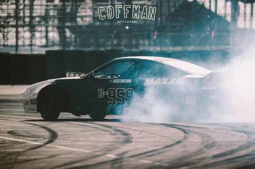Matt Coffman #959.  (PRNewsFoto/Coffman Racing)