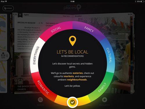 momondo places colour wheel (PRNewsFoto/momondo)