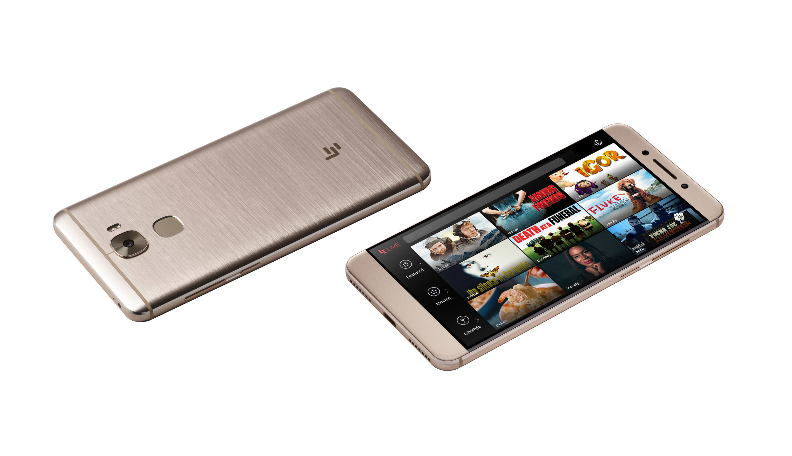 LeEco Begins Selling Its Premium Ecophones and Ecotvs at Disruptive Prices Today in the U.S. at LeMall.com