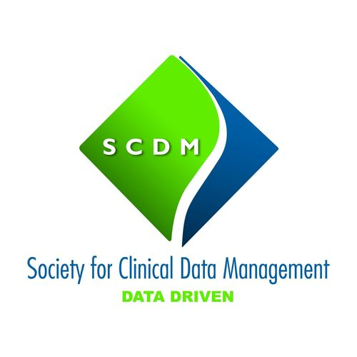Logo The Society for Clinical Data Management (SCDM) (PRNewsFoto/SCDM)