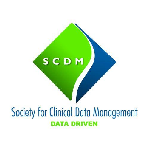 Logo The Society for Clinical Data Management (SCDM) (PRNewsFoto/SCDM)