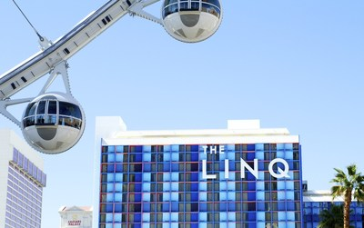The LINQ Hotel & Casino Opens as Las Vegas' First Hotel Designed for Millennials.