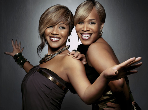 Mary Mary Announce SOMETHING BIG for March 29.  (PRNewsFoto/Columbia Records)