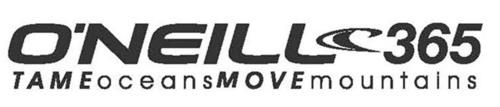 O'Neill 365 Logo.  (PRNewsFoto/O'Neill)