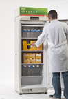 Terso Solutions Inc.'s Intelligent Freezer Model TSO31.  (PRNewsFoto/Terso Solutions, Inc.)