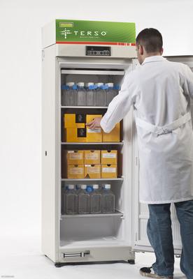 Terso Solutions Inc.'s Intelligent Freezer Model TSO31.  (PRNewsFoto/Terso Solutions, Inc.)