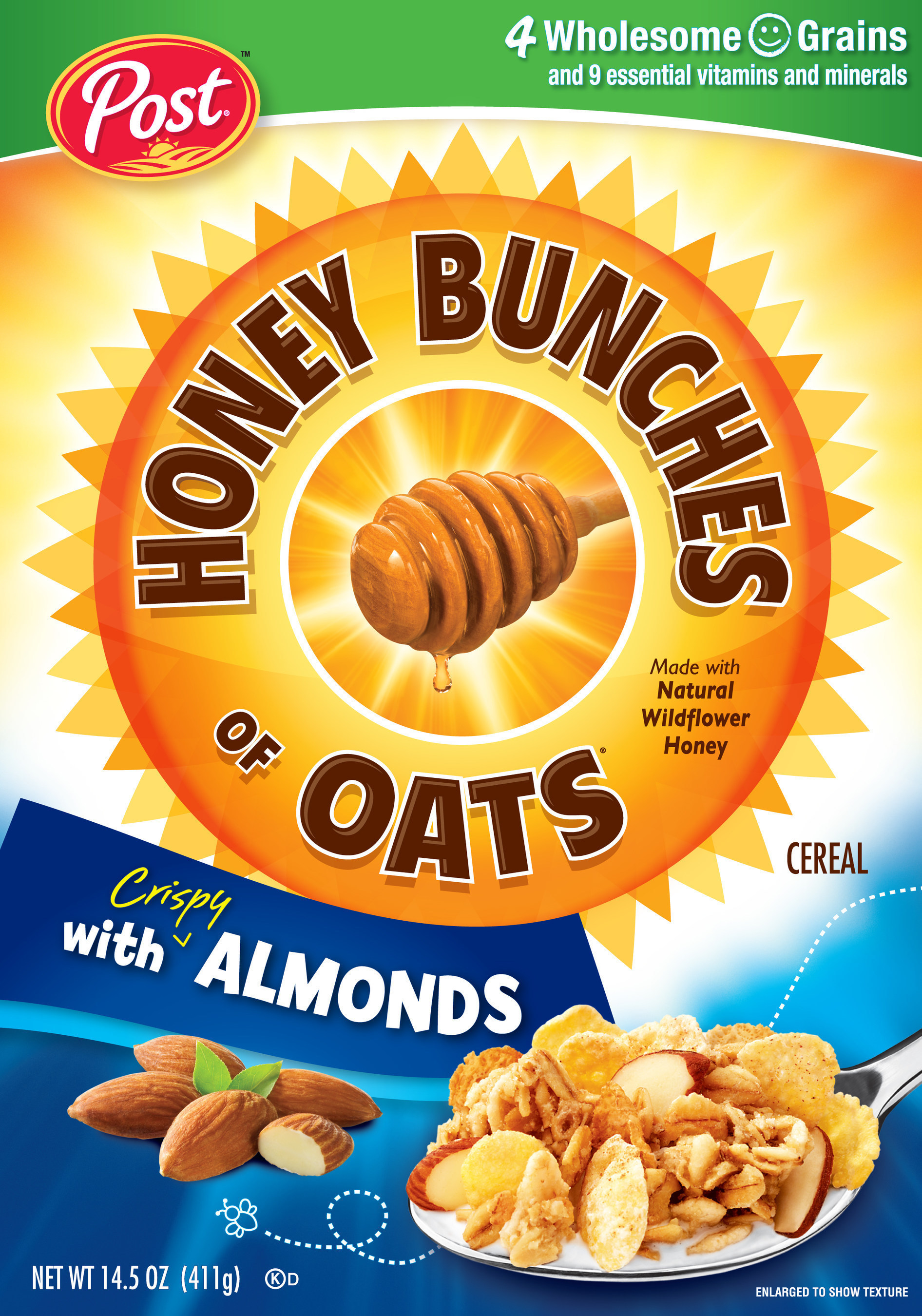Post's Honey Bunches of Oats' Invites Celebrities to Join the Social Movement #LatinosConDedicacion Launching The 16th Annual Latin GRAMMY' Gift Lounge