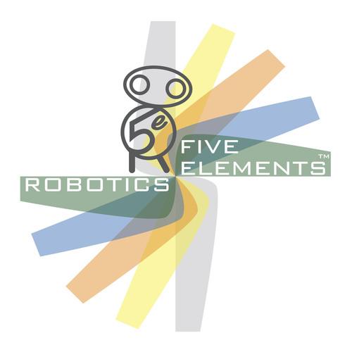Five Elements Robotics logo. (PRNewsFoto/Five Elements Robotics) (PRNewsFoto/FIVE ELEMENTS ROBOTICS)