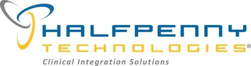 Halfpenny Logo. (PRNewsFoto/UC Charting Solutions)