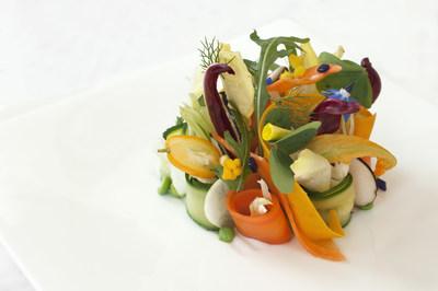 Bio Sama, Chef Paolo Sari's signature dish (C) Monte-Carlo SBM