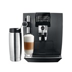 The JURA J95 Offers Coffee Lovers True Pleasure for the Eyes and the Palate