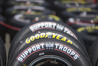 Goodyear launches 6th annual Goodyear Gives Back Campaign to support the troops