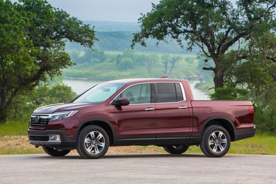 Honda Pilot, Ridgeline and HR-V Receive 2017 Consumer Guide(R) Automotive Best Buy Awards