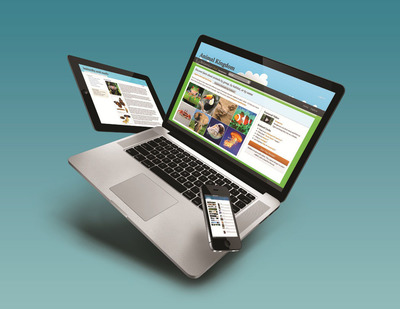 Britannica School works superbly on any device--computer, smart phone, or tablet.