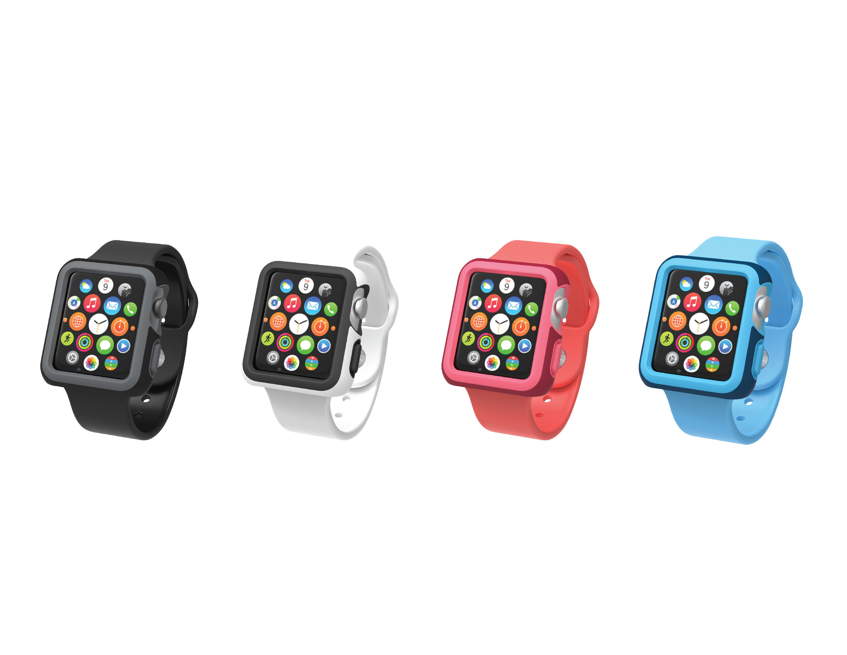CandyShell Fit for Apple Watch
