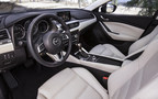 "The 2016 Mazda6 has been named one of ""Ward's 10 Best Interiors,"" taking honors among a competitive set of 42 all-new interiors that includes cars, trucks, SUVs and crossovers at all price points."