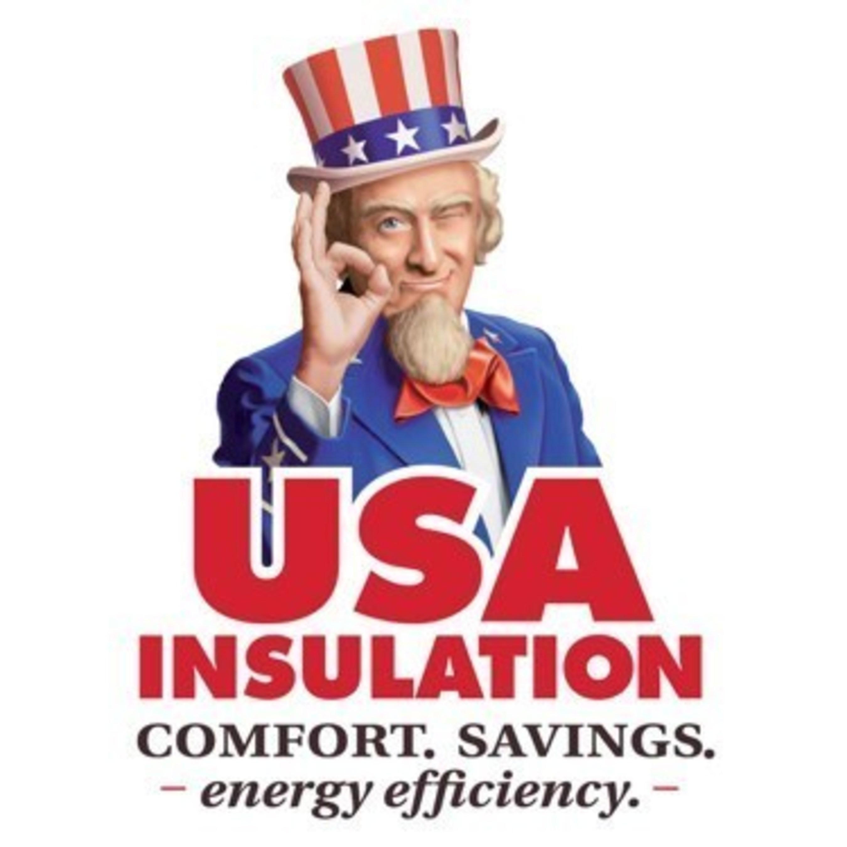 USA Insulation's Logo
