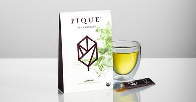 Pique Tea Jasmine Organic Green Tea