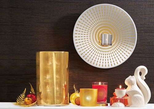 Jonathan Adler for PartyLite Collection 2014 (PRNewsFoto/PartyLite Trading SA)