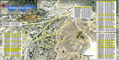 Silver Bull Targets A High Grade Silver Zone Grading Up To 472g/t Silver Over 17 Meters With A 3,000 Meter Underground Drill Program On The Sierra Mojada Project, Coahuila, Mexico