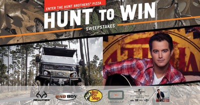 Hunt Brothers(R) Pizza Hunt To Win