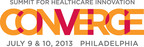 MedCity CONVERGE Summit for Healthcare Innovation Expands and Returns to Philadelphia July 9-10.  (PRNewsFoto/MedCity Media)